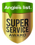 Angie's List Service award